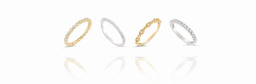 Wedding & Eternity Rings