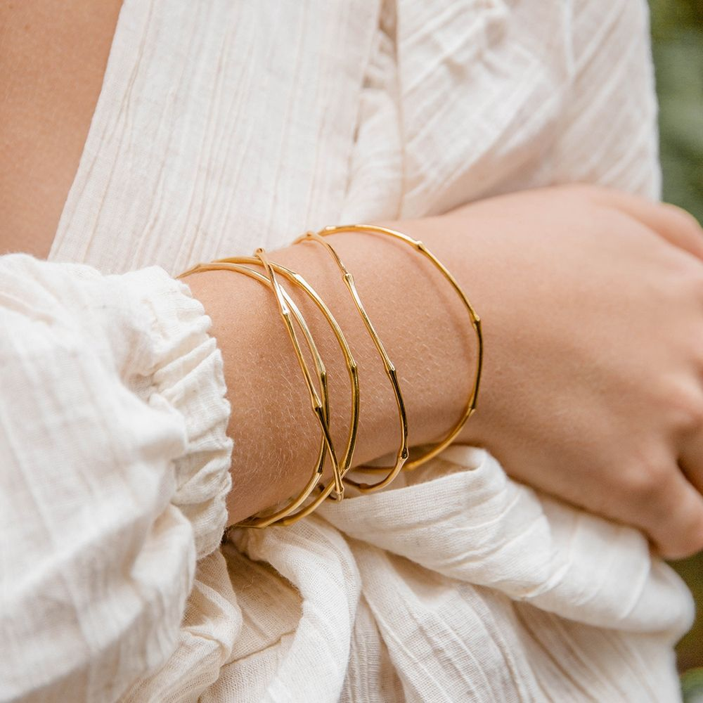 Dinny Hall Simple stacking bangles
