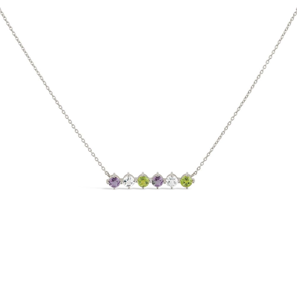 Suffragette Bar Necklace