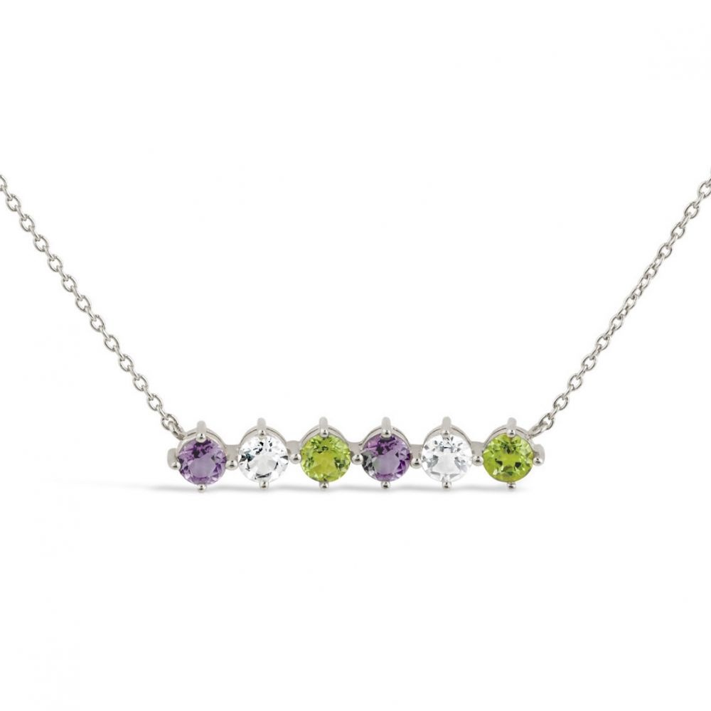 Dinny Hall Suffragette Bar Necklace