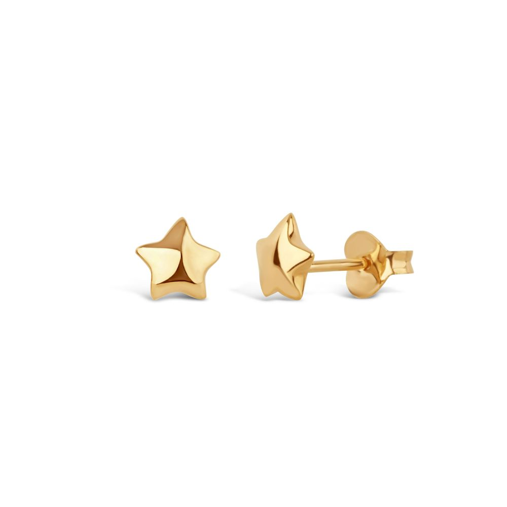 Dinny Hall Bijou Star Stud Earrings, perfect for everyday wear