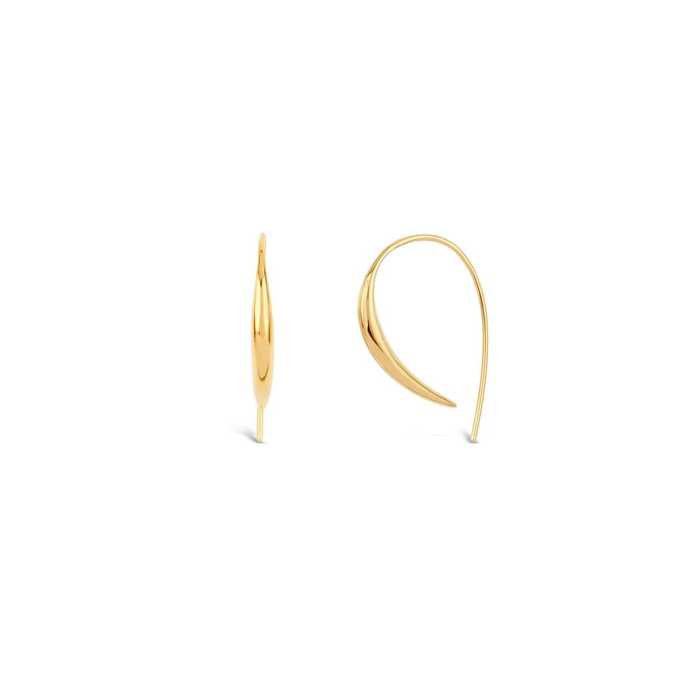 Toro Beak Street Hook Earrings