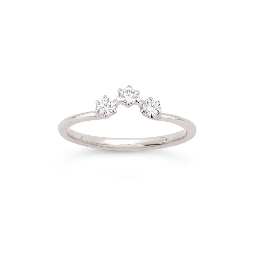 Dinny Hall Elyhara 18K Diamond Crown Ring