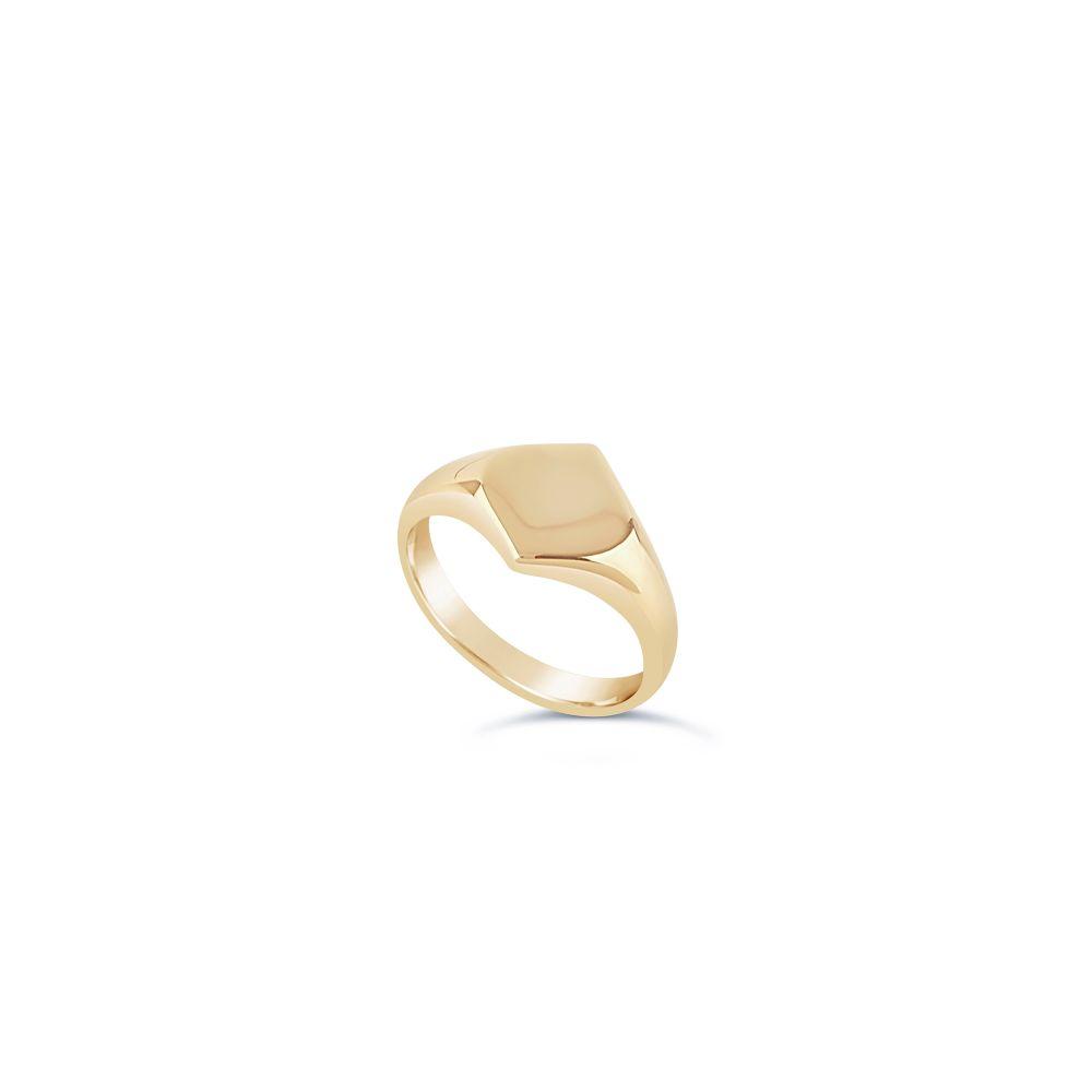 10 Karat Gold Pinky Ring