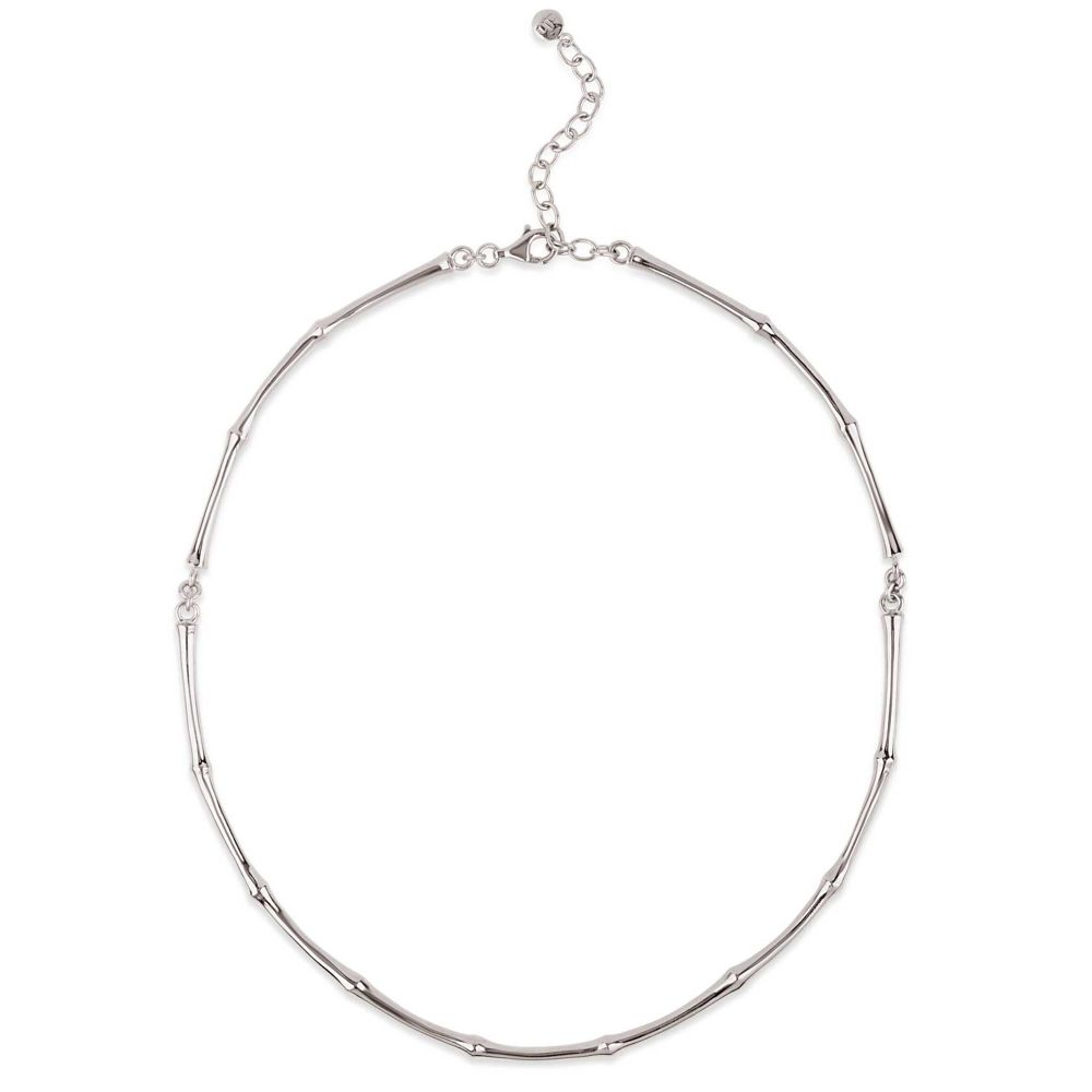 Dinny Hall Bamboo Choker in Sterling Silver