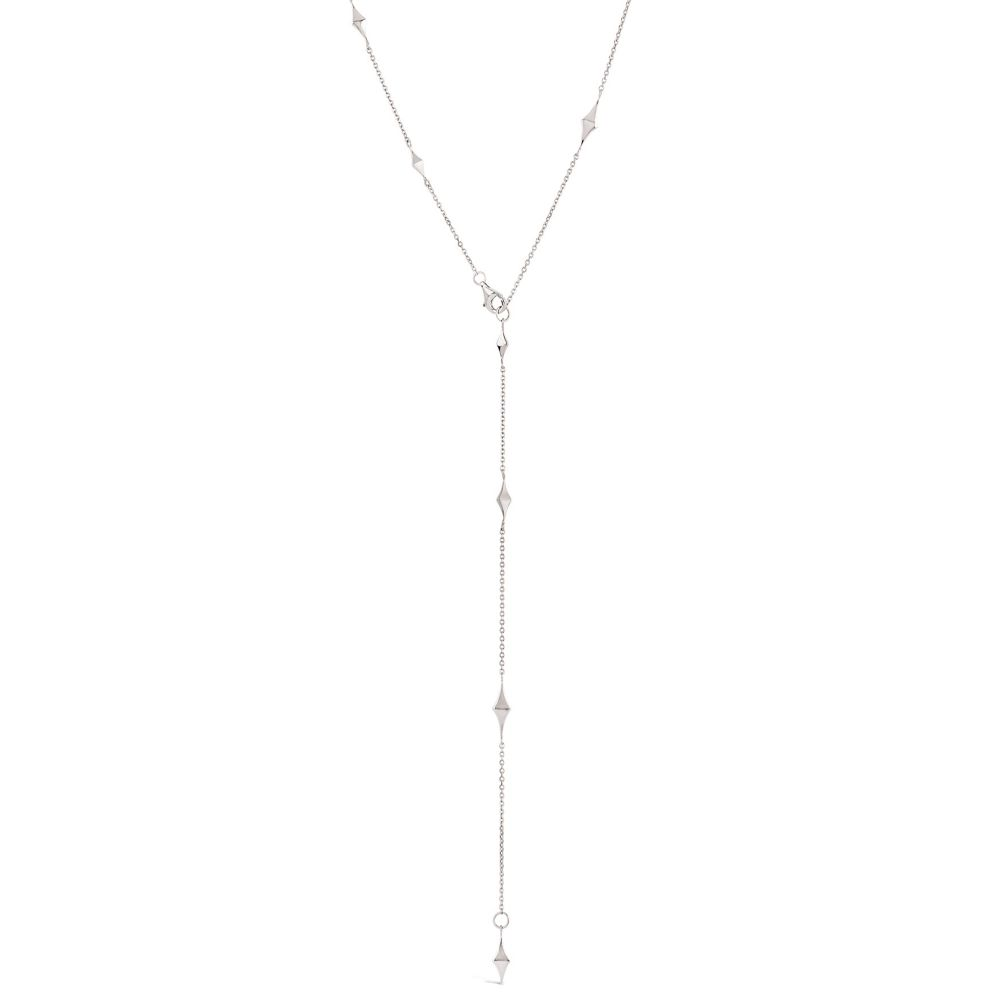 Sterling Silver multi-way necklace