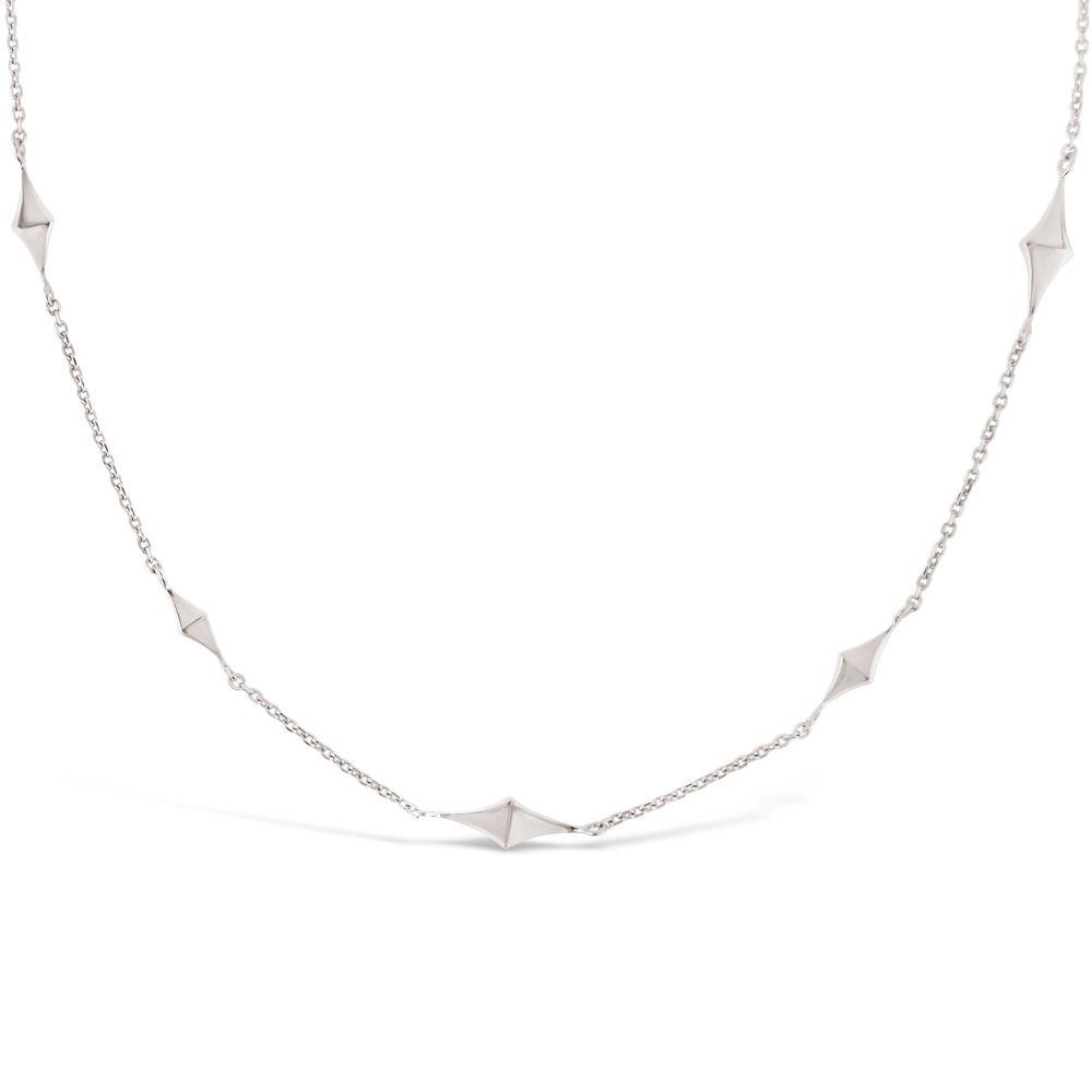Almaz Short Charm Necklace