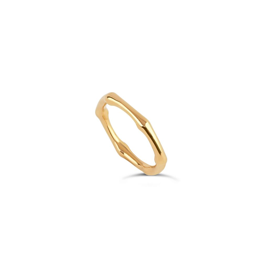 Dinny Hall Bamboo Ring, bamboo is a key motif in Dinny Hall's designs