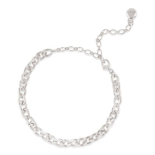 Raindrop Small Link Bracelet