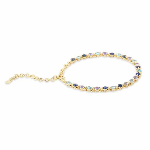 Shuga 14K Ombre Tennis Bracelet