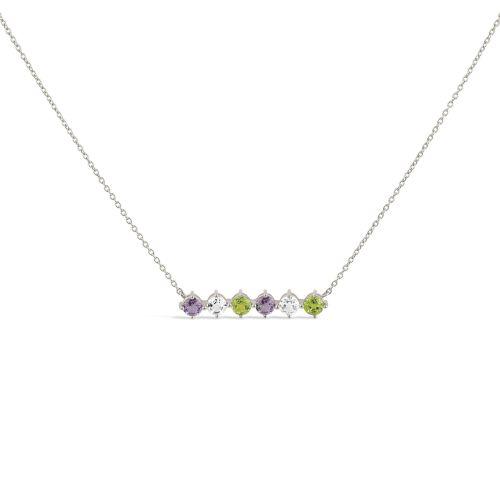 Suffragette Bar Necklace