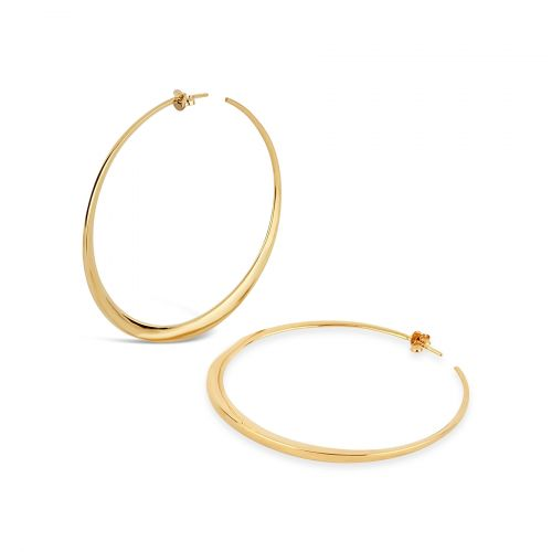 Large signature Dinny Hoop