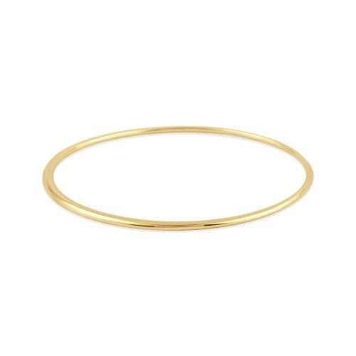 Signature 10 Karat Gold Bangle