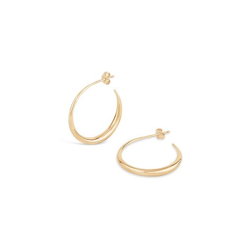 Dinny Hall Signature 10 Karat Gold 'Eos' Hoops