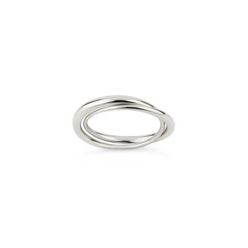 Signature Tapering Duo Ring