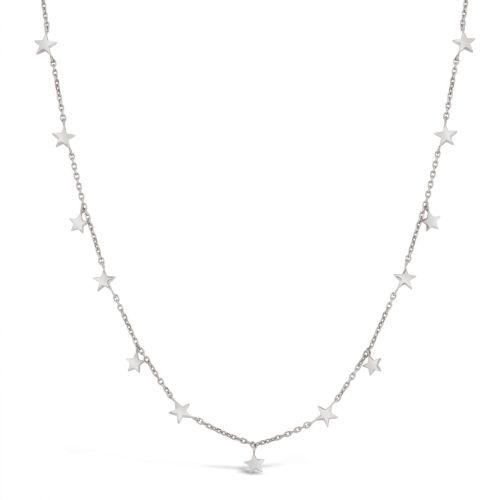 Bijou Galaxy Star Necklace