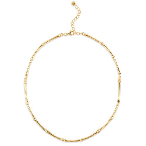 Dinny Hall Choker in Gold Vermeil