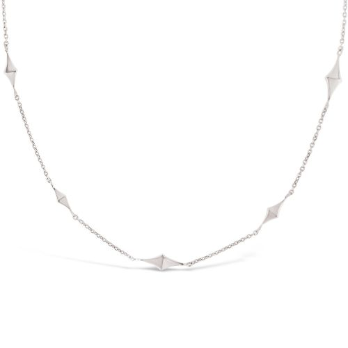 Almaz Short Charm Necklace