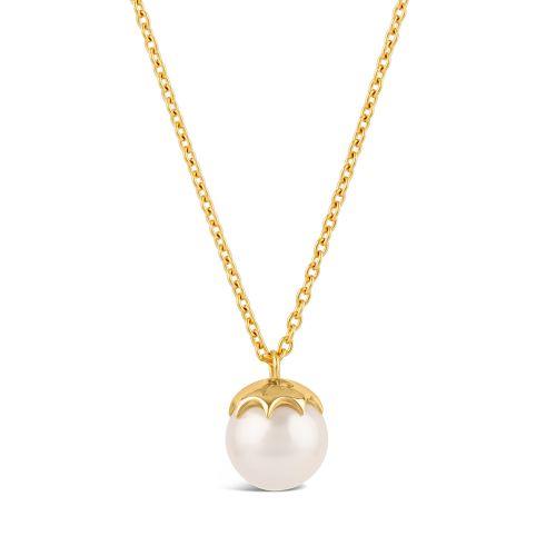 Gem Drop Large Freshwater Pearl Pendant
