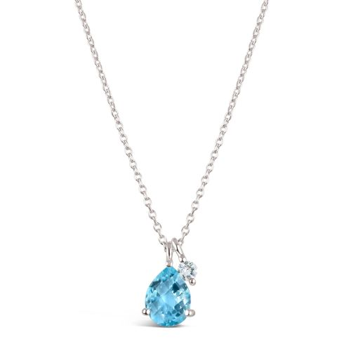 Dinny Hall Gem Drop Pendant