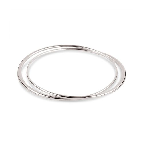 Signature Double Bangle