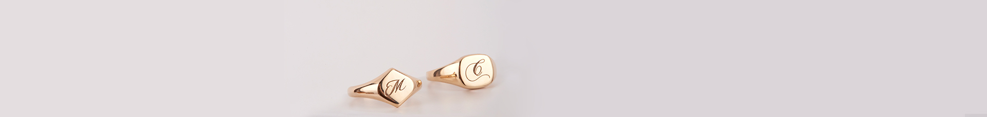 Signet and Pinky Rings