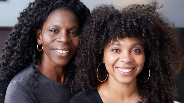 My Hoops: Jeni & Hollie Cook